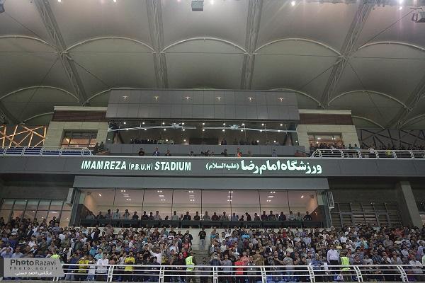 ورزشگاه امام رضا(ع) میزبان اردوی تیم ملی نوجوانان فوتبال ایران میشود