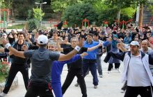 خراسانیها بیشتر از سایر استانها ورزش میکنند