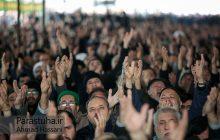 عزاداری سالروز شهادت حضرت زهرا (س) در مشهد
