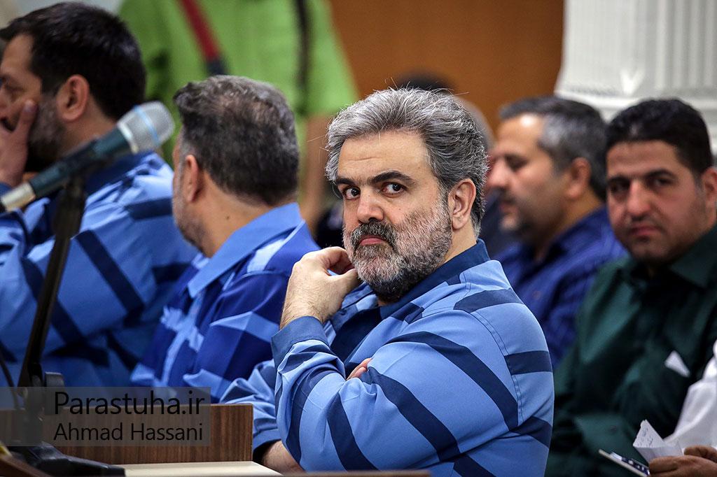 اولین جلسه رسیدگی به اتهامات متهمان پرونده موسوم به شرکت پدیده