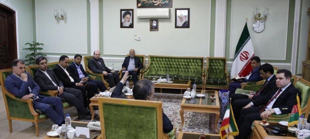 لزوم گسترش سطح روابط اقتصادی استان با کشور افغانستان